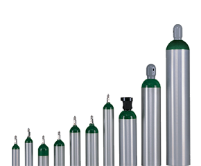Oxygen Cylinder on Rent or Sale